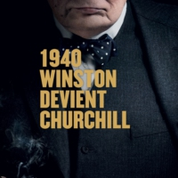 Logo du podcast 1940, Winston devient Churchill