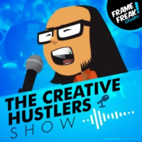 Logo of the podcast #8: INTERVIEW W/ TOMM MOORE: Founder of Cartoon Saloon