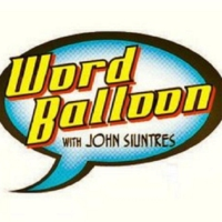 Logo of the podcast Word Balloon Comics Podcast