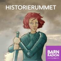Logo du podcast Historierummet i Barnradion