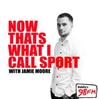 Logo du podcast 98FM Now That's What I Call Sport!