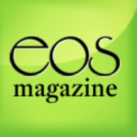 Logo of the podcast eosmagazine