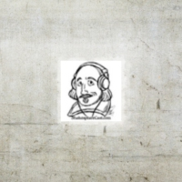Logo of the podcast ShakespeareCast