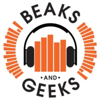 Logo of the podcast Beaks & Geeks
