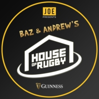 Logo du podcast Baz and Andrew's House of Rugby