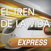 Logo of the podcast EL TREN DE LA VIDA EXPRESS