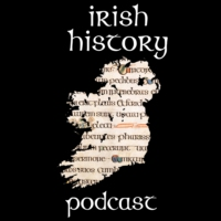 Logo du podcast Ireland 1300 A.D., A tale of honour, violence and justice.