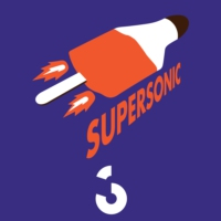 Logo du podcast Supersonic - 24.06.2017