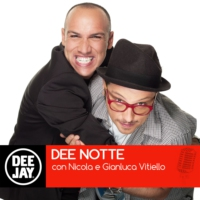 Logo of the podcast Deejay Radio - Dee Notte