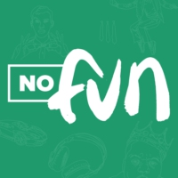 Logo of the podcast NoFun par NoCiné : le hip-hop au cinéma