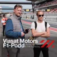 Logo of the podcast 249. Viaplay F1 Podcast - We Race As One