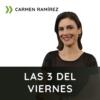 Logo of the podcast Las 3 del viernes
