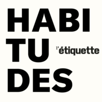 Logo of the podcast HABITUDES