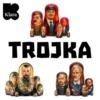 Logo of the podcast Trojka! Naar Rusland met Johan de Boose