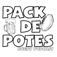 Logo of the podcast Pack de Potes Rugby Podcast