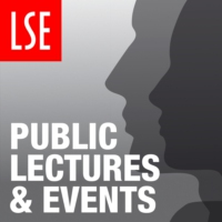 Logo of the podcast LSE Festival 2019 | Beyond Journeys: a dialogue with migrants and refugees [Audio]