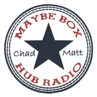 Logo of the podcast The Maybe Box