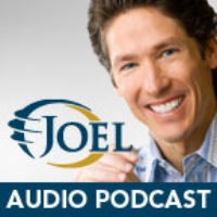 Logo of the podcast Joel Osteen Audio Podcast