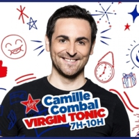Logo of the podcast Virgin Tonic avec Camille Combal, Mélanie, Clément l'Incruste