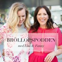 Logo of the podcast Bröllopspodden
