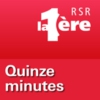 Logo of the podcast RSR - Quinze minutes - La 1ère