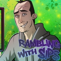 Logo of the podcast Rambling With Sips - Episode 1