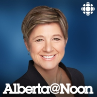 Logo of the podcast alberta@noon from CBC Radio (Highlights)