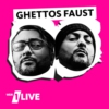 Logo of the podcast 1LIVE Ghettos Faust