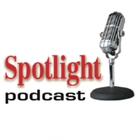 Logo of the podcast The Spotlight Podcast