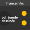 Logo of the podcast BD bande desinée