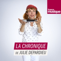 Logo du podcast La chronique de Julie Depardieu du mercredi 14 mars 2018