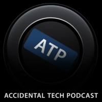 Logo of the podcast Accidental Tech Podcast