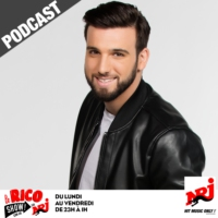 Logo of the podcast Le Rico Show sur NRJ - BEST-OF