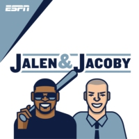 Logo of the podcast Brees Makes History, Chaos in Cleveland and Harden Can't Be Stopped
