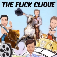 Logo of the podcast THE FLICK CLIQUE