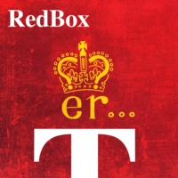 Logo of the podcast The Red Box Politics Podcast