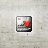 Logo of the podcast VAL D'OISE, LE PODCAST