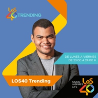 Logo du podcast LOS40 Trending - Destapando el disco de The xx - 16/01/2017