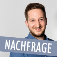 Logo of the podcast Nachfrage - Der Interview-Podcast von Andreas Sator