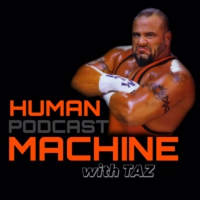 Logo of the podcast A Trending Historic Day In Wrestling & Katie Linendoll In Studio