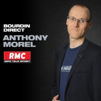 Logo du podcast RMC : 23/05 - La chronique d'Anthony Morel : Le Sea Bubble testé à Paris