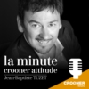 Logo of the podcast La Minute Crooner Attitude