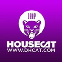 Logo of the podcast Deep House Cat Show - Fullmoon Mix - with Alex B. Groove
