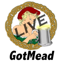 Logo of the podcast GotMead Live