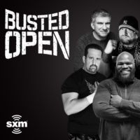 Logo of the podcast Busted Open