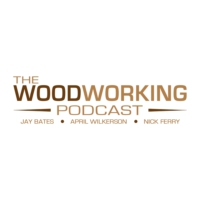 Logo du podcast The Woodworking Podcast