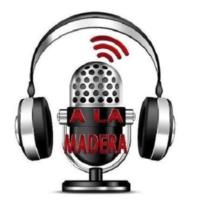 Logo of the podcast A la Madera