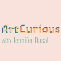 Logo of the podcast ArtCurious Podcast