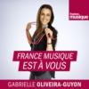 Logo of the podcast France Musique est à vous