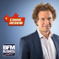 Logo du podcast BFM : 27/08 - Fred in China